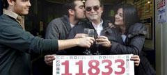 El 11833, segundo premio de la Lotería del Niño