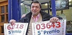 Soria consigna el triple de Lotería.