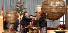 El Teatro Real de Madrid acogerá la Lotería Navidad 2015.
