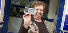 �D�nde tienes que cobrar los d�cimos premiados de la Loter�a de Navidad?