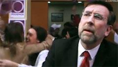 Imagen de la parodia del anuncio de la Lotería de Navidad de 'El Hormiguero'.