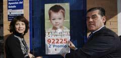 La Lotería del Niño tiene lugar el 6 de enero.