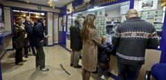 Los españoles gastarán de media 62,72 euros en la Lotería de Navidad.