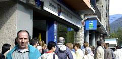 La Bruixa d'Or está en Sort (Lleida).