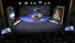Vista del Teatro Real