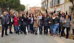 Agraciados con el tercer premio del Sorteo de 'El Niño'