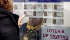 Buscar tus números de la Lotería de Navidad nunca fue tan fácil
