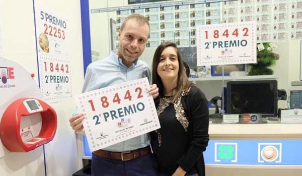 El segundo premio de la Lotería de 'El Niño' 2018