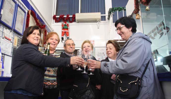 Los premios de la Lotería de Navidad.
