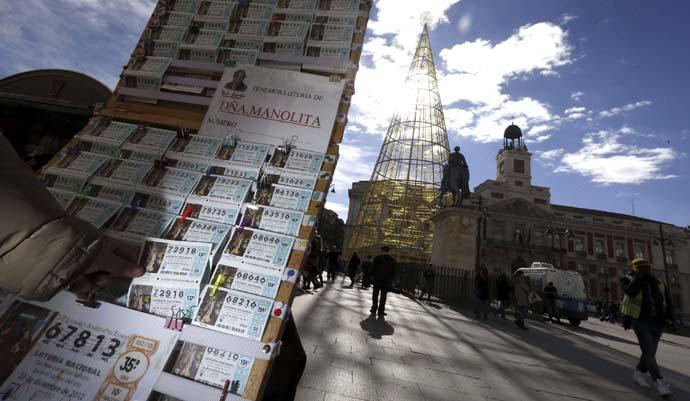 ¿Son legales las participaciones de Lotería de Navidad 2018?