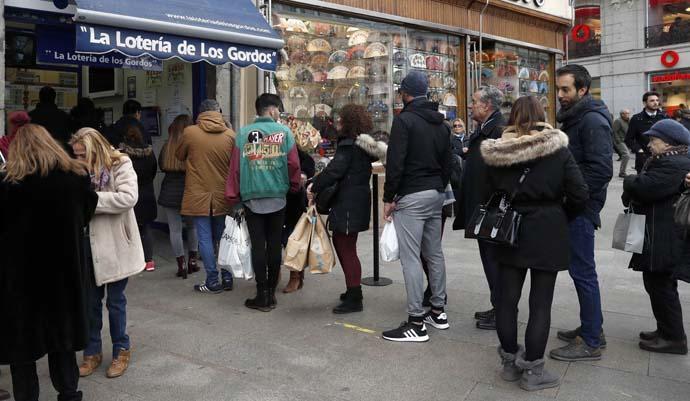 ¿Cómo se hacen las participaciones de Lotería de Navidad?
