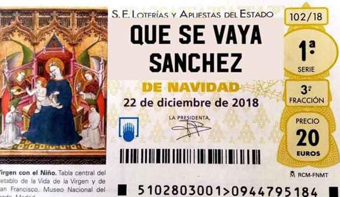 Imagenes Loteria Navidad.Loteria De Navidad 2018 Los Memes Mas Divertidos Loteria