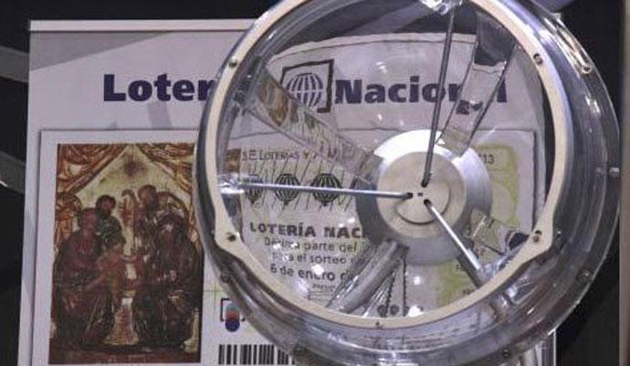 Bombo Lotería del Niño 2019