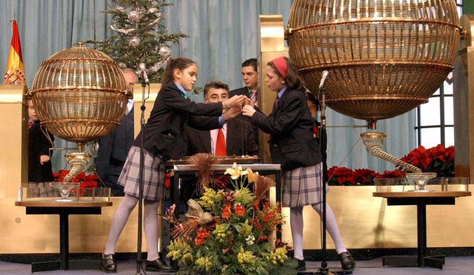 Celebración del Sorteo de Navidad
