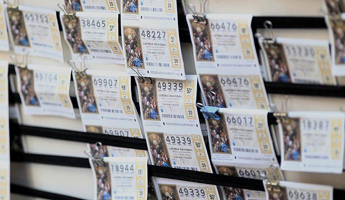 El primer premio de la Lotería del Niño reparte 200.000 euros por décimo